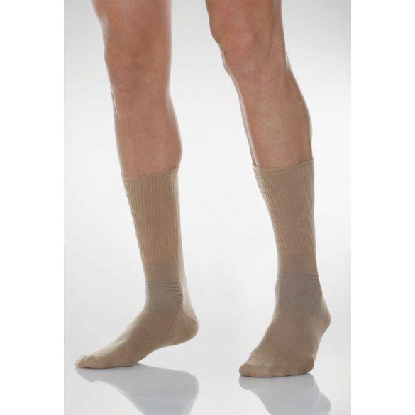 550: Ezüstszálas zokni X-Static 4-L - Fehér