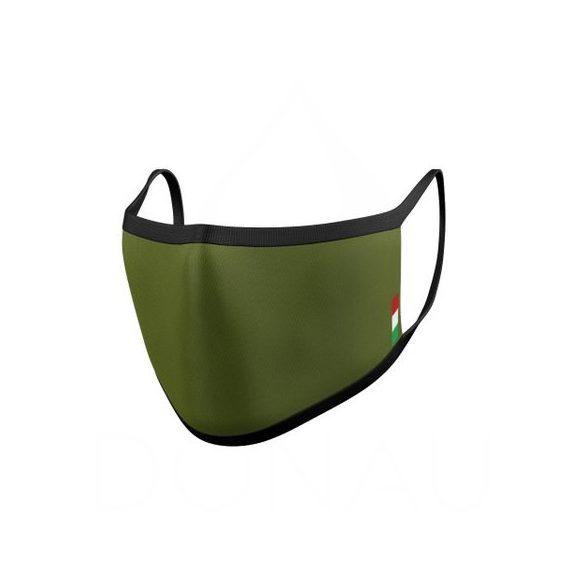MASK-01S 356 zöld szájmaszk