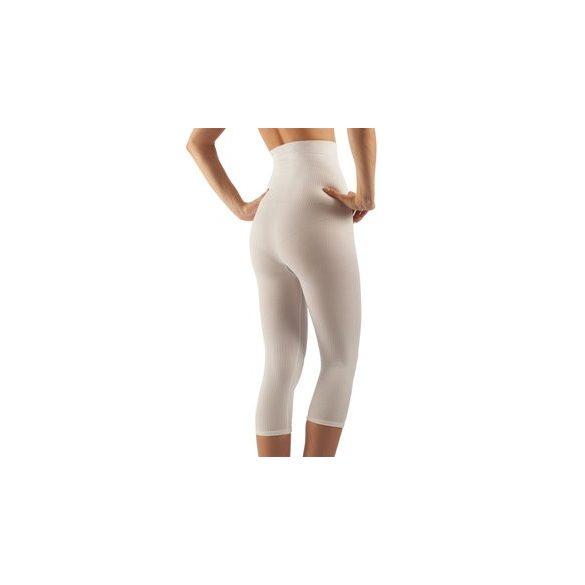 123: Háromnegyedes nadrág  - FarmaCell S/M - Fehér