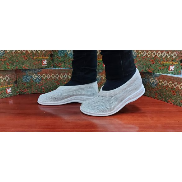 Confortina Kényelmi cipő 45-ös 01 Fehér