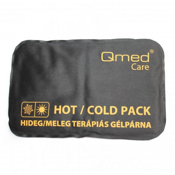 930198: QMED Hideg/meleg terápiás gélpárna 30x19cm
