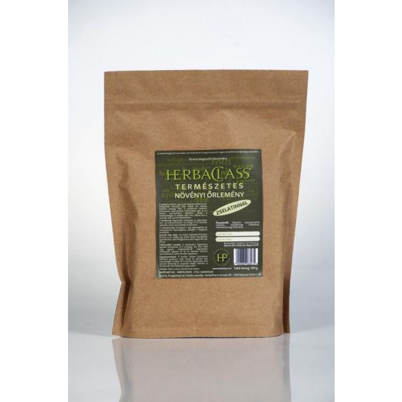 HerbaClass Természetes Növényi Őrlemény Zselatinnal - 500g