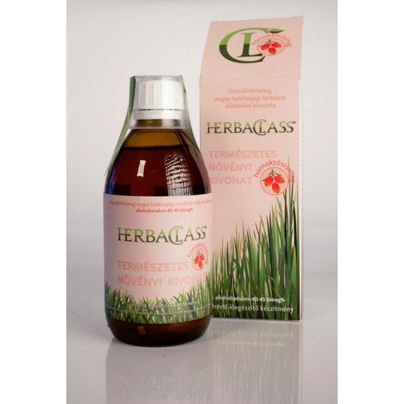 HerbaClass Természetes Növényi Kivonat - Homoktövismag - 300 ml