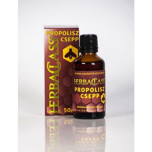 HerbaClass Propolisz Csepp - 50 ml