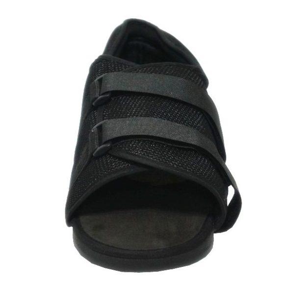 DonMedHun Járótalp  jobb és bal lábra, gipszelt kötözött lábra MXL- belső talphossz 30 cm (45<) 02 Fekete