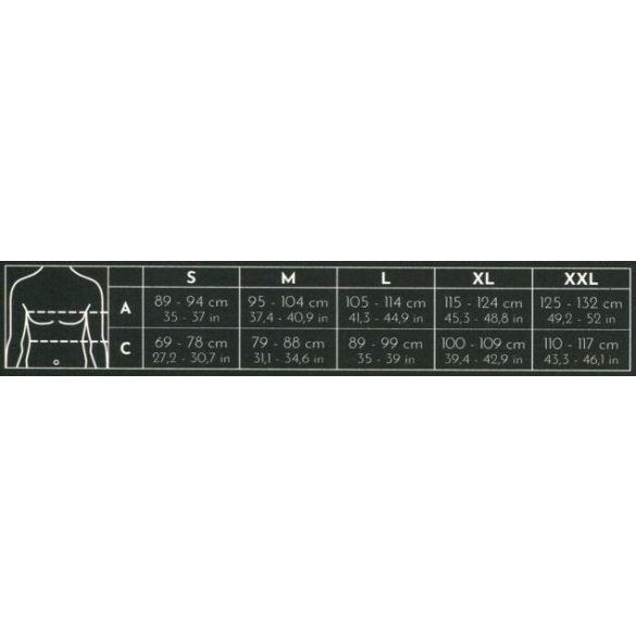 418: Alakfomáló atléta FarmaCell XL - Fekete