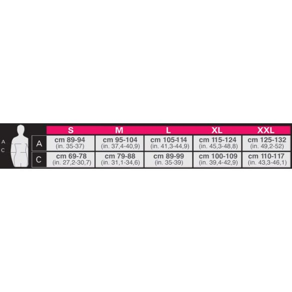 418: Alakfomáló atléta FarmaCell XL - Fehér