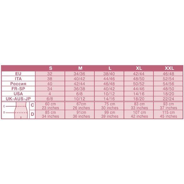 5400: Kismama alsó  (X-Static) - Exclusive termék XXL - Fehér